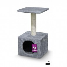 Petrebels Cheap Bastards Cat Tree Atlanta 60 - Grey