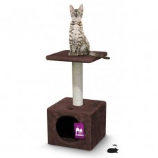 Petrebels Cheap Bastards Cat Tree Atlanta 60 - Brown