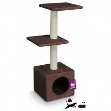 Petrebels Cheap Bastards Cat Tree Boston 90 - Brown