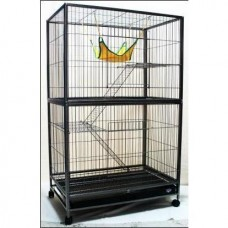 Tesoro Collapsible Cage Black C10