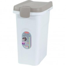 Zolux Airtight Plastic Food Container 15L Matt Gray