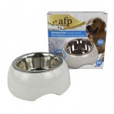 AFP Melamine Stainless Steel Bowl
