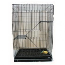 Tesoro Collapsible Cage Black C1
