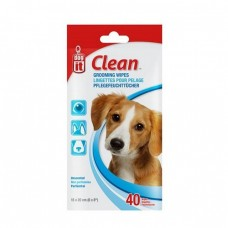 Dogit Clean Grooming Wipes 40's