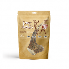 Absolute Bites Deer Antlers Dental Chew Dog Treat Maxi