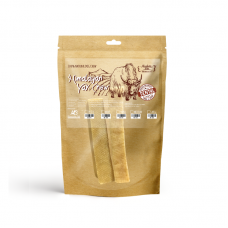 Absolute Bites Himalayan Yak Chew Dog Treat Medium 2pcs
