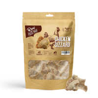 Absolute Bites Raw Freeze Dried Raw Chicken Gizzard For Dogs & Cats 65g