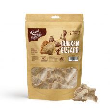 Absolute Bites Raw Freeze Dried Chicken Gizzard For Dogs & Cats Treats  65g