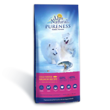 Alps Natural Pureness Cold Water Salmon Dog Dry Food 13kg