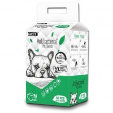 Absorb Plus Antibacterial Pet Sheet 45 x 60cm (Medium) 50's