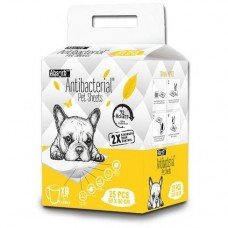 Absorb Plus Antibacterial Pet Sheet 60 x 90cm (Large) 25's