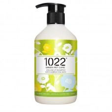 1022 Green Pet Care Volume Up Shampoo with Marine Collagen For Dogs & Cats 310ml