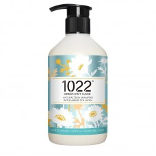 1022 Green Pet Care Anti-Bacteria Shampoo with Marine Collagen For Dogs & Cats 310ml