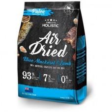 Absolute Holistic Air Dried Blue Mackerel & Lamb Dog Food 1kg Bundle (3 Packs)