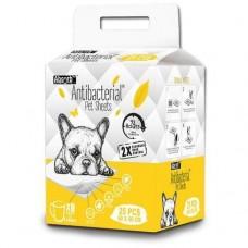 Absorb Plus Antibacterial Pet Sheets (Large) 25pcs