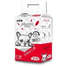 Absorb Plus Antibacterial Pet Sheets (Small) 100pcs