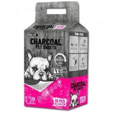 Absorb Plus Charcoal Pet Sheets (Medium) 50pcs