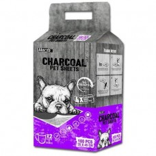 Absorb Plus Charcoal Pet Sheets (Small) 100pcs