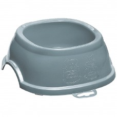 Stefanplast Break Square Bowl 2 Steel Blue