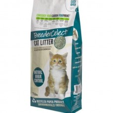 Breeder Celect Recycled Paper Cat Litter 30L (2 Packs)