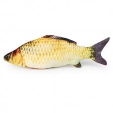 Dooee Catnip Herring Fish Cat Toy  (20cm)
