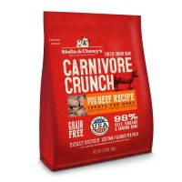 Stella & Chewy's Dog Carnivore Crunch Cage-Free Beef Dog Treat 3.25oz