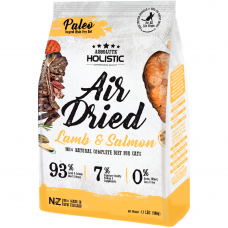 Absolute Holistic Lamb & Salmon Air Dried Cat Food 500g