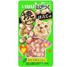 Ciao Soft Bits Tuna & Chicken Fillet Scallop Flavor 25g (3 Packs)