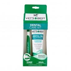 Vet's Best Complete Enzymatic Dental Care Kit For Dogs 103ml