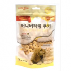 Cookie & Mam Honey Butter Ring Cookie Cheese 120g (3 Packs)