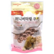 Cookie & Mam Honey Butter Ring Cookie Sweet Potato 120g (3 Packs)