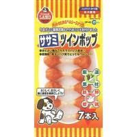 Marukan Sasami Twin Pop Dog Treat 7's