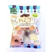 Marukan Milk Jelly Pudding 25g x 6pcs