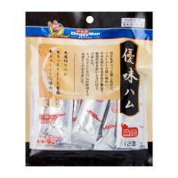 Doggyman Delicious Meat Ham Fish For Dogs 12pcs