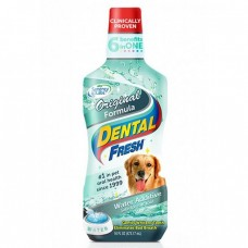 Dental Fresh Original Formula Water Additive For Dogs 17oz
