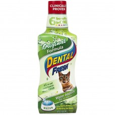 Dental Fresh Original Formula Water Additive For Cats 237ml