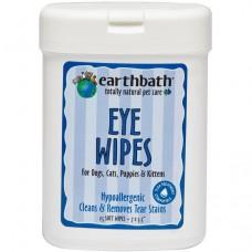 Earthbath Eye Wipe For Dog & Cat 25pcs