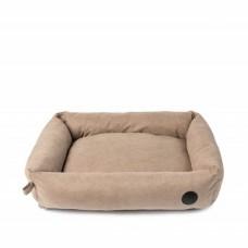 FuzzYard The Lounge Mocha Bed (Medium)