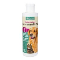 NaturVet Glucosamine DS Plus with MSM & Chondroitin Level 2 Liquid For Dogs & Cats 8oz