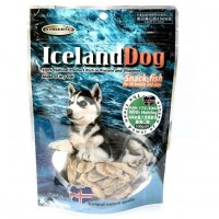 Armonto Iceland Dog Snack Fish With Herring Dog Treat 100g (2 Packs)