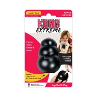 Kong Extreme Black Small Dogs Toys