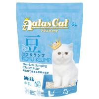 Aatas Kofu Klump Tofu Cat Litter Milk 6L (6 Packs)