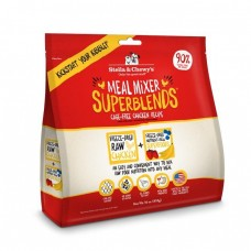 Stella & Chewy's Superblends Chicken Meal Mixer Freeze-Dried Dog Food 16oz