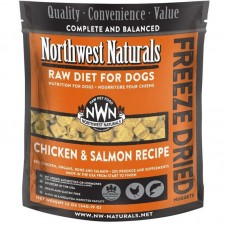 Northwest Natural Freeze Dried Raw Diet Chicken & Salmon Treats For Dogs 340.19g