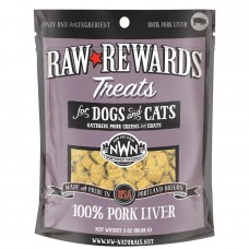 Northwest Natural 100% Pork Liver Treats For Dogs & Cats 85g