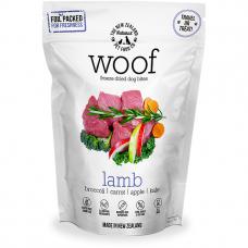 Woof Freeze Dried Raw Dog Food Lamb 50g