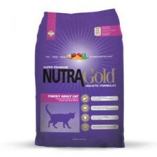 NutraGold Finicky Adult Cat Dry Food 7.5kg