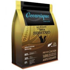 Oceanique Taika Farm Yard Dry Cat Food 1.6kg