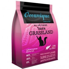Oceanique Taika Grassland Dry Cat Food 1.6kg