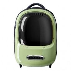 PetKit Rocket Comfort Backpack Carrier Green